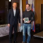 Jošt Dolničar in Peter Mizerit