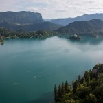 Amazing Lake Bled Rowing Course
