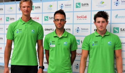 Na Svetovnem prvenstvu v Linzu nas bodo zastopali Rajko Hrvat, Nik Krebs in Miha Aljančič