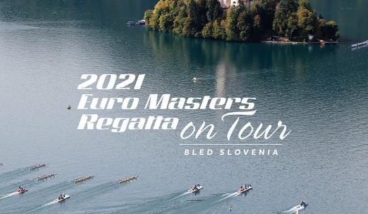 Bled to host 2021 & 2022 Euro Masters Regatta