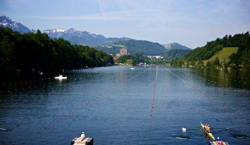 Rajko Hrvat v enojcu ter Jaka Čas in Nik Krebs v Luzernu za OI Tokio 2021